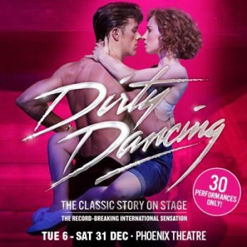 dirty dancing theatre breaks