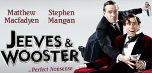 Jeeves and Wooster Perfect Nonsense theatre breaks in London