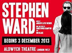 stephen ward the musical theatre breaks