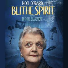 blithe spirit theatre breaks