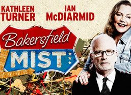Bakersfield Mist theatre breaks with Kathleen Turner