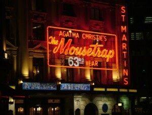 The Mousetrap Theatre Breaks