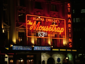 The Mousetrap Theatre Breaks