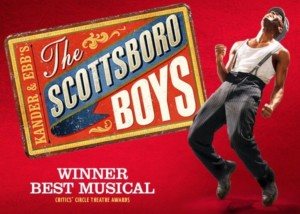 Scottsboro boys theatre breaks