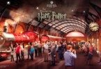 Platform 934 and the Hogwarts Express harry potter studio tour