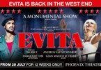 Evita Theatre Breaks