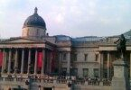 national gallery, - it's free for visitors to London