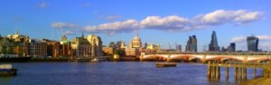 Thames riverside - tips on coming to london