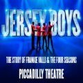 jersey Boys theatre breaks by rail