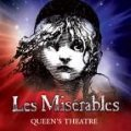 les miserables theatre breaks by rail