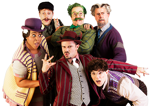 Wind in teh Willows Cast currently in Plymouth