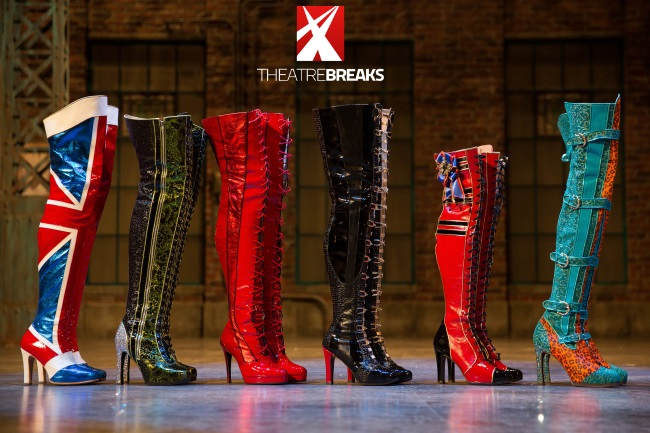 Kinky Boots theatre breaks - Photo: Matthew Murphy
