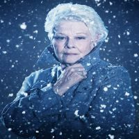 judi dench in the winter's tale