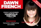 dawn french 30 million minutes in theatre breaks