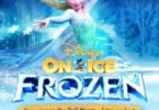 disney on ice frozen at the O2 arena
