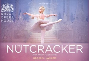 Nutcracker - Ballet at the Royal Opera House for Theatre breaks