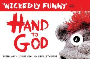 hand to god theatre breaks