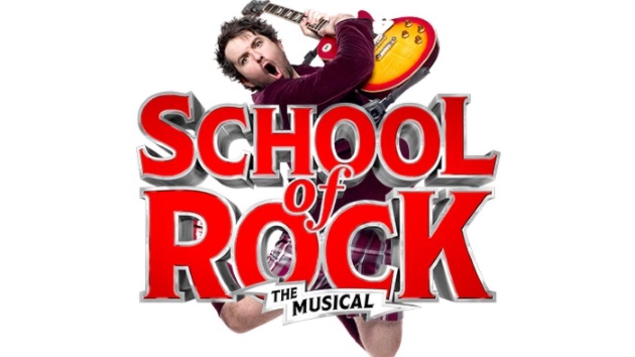 School Of Rock Theatre Breaks