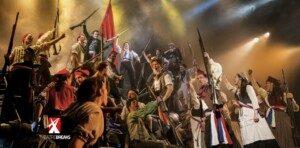 Les Miserables theatre Breaks