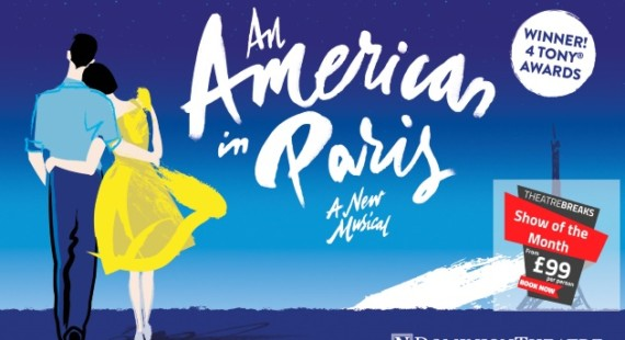 An American in Paris - Show of the Month