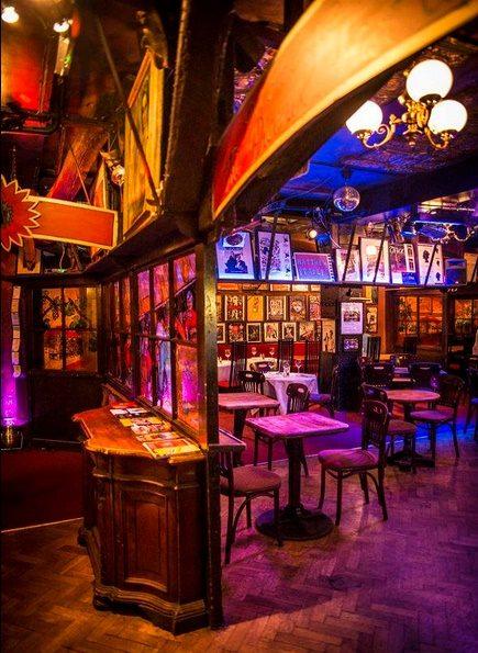Phoenix Artist Club - Charing Cross Road