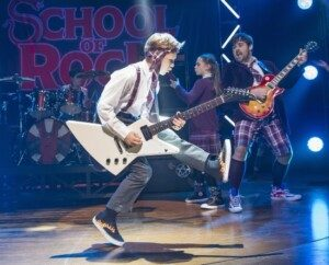 School of Rock Theatre breaks in London