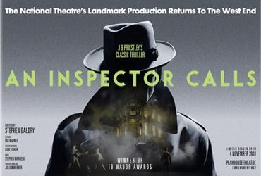 an inspector calls in london