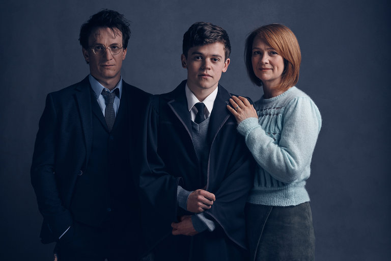 Harry Pottera dn the Cursed Child