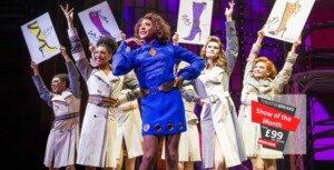 Kinky Boots Theatre Breaks Package deals