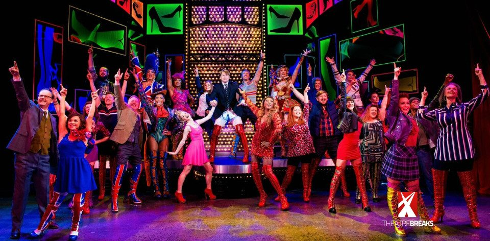 Kinky Boots Theatre Breaks Cast