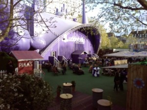 Udderbelly and Wonderground combine to make UnderBelly Festivalevents in London
