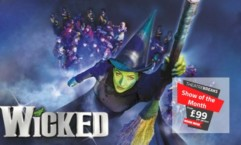 Wicked Theatre Breaks package deals