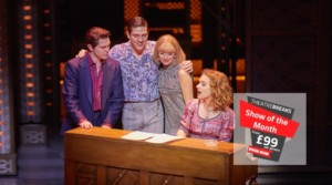 BEAUTIFUL Musical London theatre breaks Aldwych Theatre