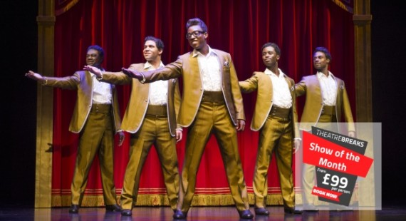 Motown Theatre Breaks ticket and hotel packages deals