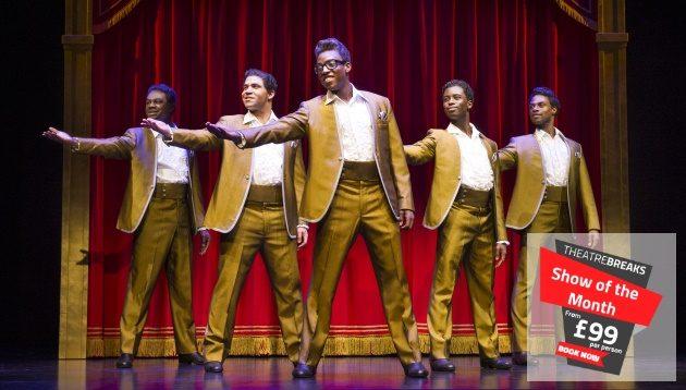 Motown theatre breaks package deals