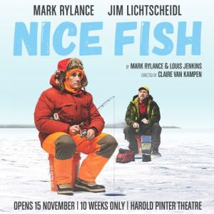 mark rylance stars nice fish theatre breaks
