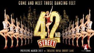 42nd Street Theatre Breaks