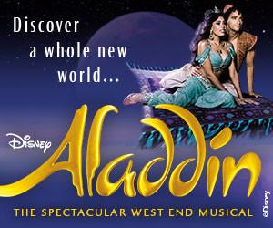 Disney's Aladdin London 2018