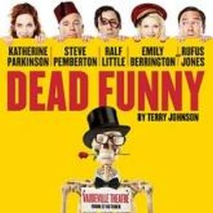 dead funny theatre breaks in london