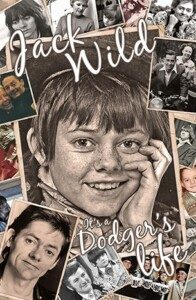 Jack Wild Its a Dodgers Life - Autobiography