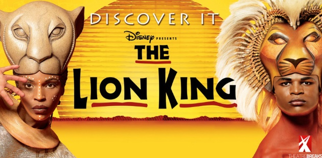 Disney's The Lion King Theatre Breaks Theatre packages
