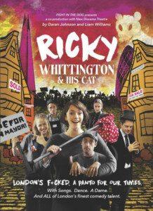 Ricky Whittington and His Cat