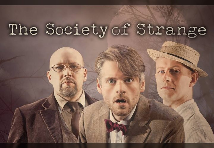Society of the Strange Halloween at Wilton's