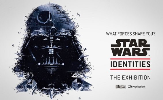 Star Wars Identities Ticket and hotel packages.
