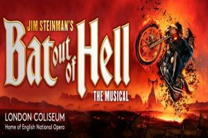 bat out of hell in london