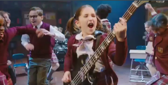School of Rock at the New London Theatre