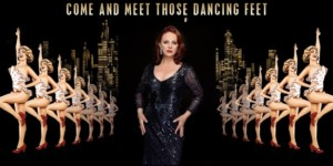 Sheena Easton in 42nd Street in London's Theatre Royal Drury Lane