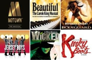 cheap theatre breaks - special offers - discounted theatre tickets