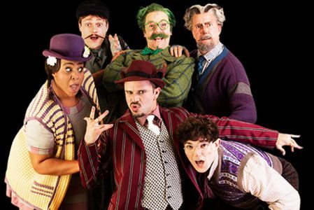 the wind in the willows theatre breaks at the london palladium