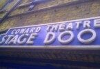 Theatre Quiz: guess the London Theatre Stage Door